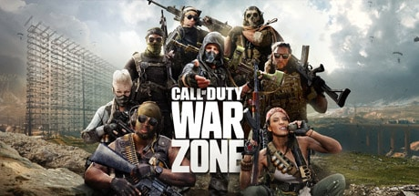 Call of Duty®: Warzone cover art.