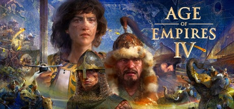 Age of Empires IV cover art.