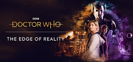Doctor Who: The Edge of Reality cover art.