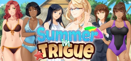 Summer In Trigue cover art.