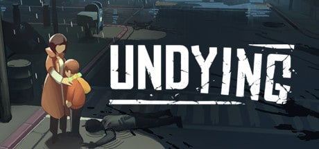 UNDYING cover art.